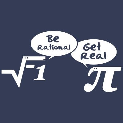 Be rational - get real: Mathematics