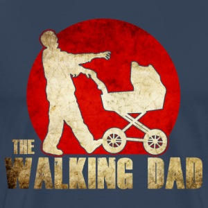 The walking Dad Kinderwagen Papa Zombie Vater
