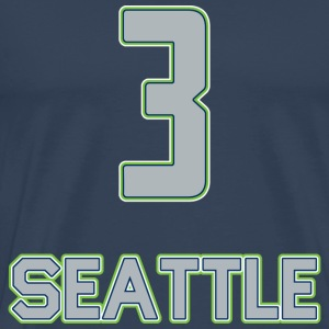 Seattle - Herre premium T-shirt