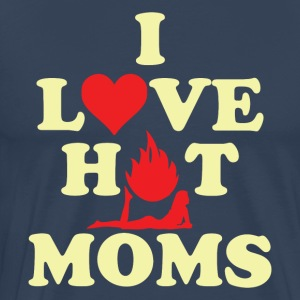 HOT MOMS - T-shirt Premium Homme