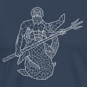 Aquarius knows - Men's Premium T-Shirt