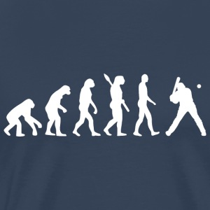 evolution BASEBALL w - Männer Premium T-Shirt