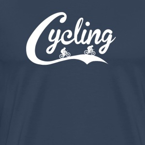 COLA CYCLING - Männer Premium T-Shirt