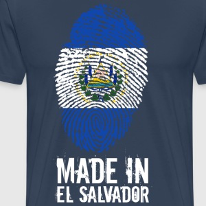 Made In El Salvador - Premium T-skjorte for menn