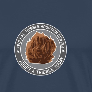 Tribble Adopsjon Senter - Premium T-skjorte for menn