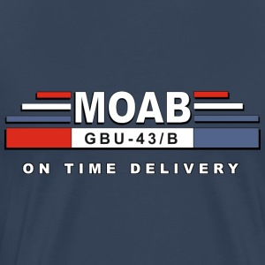 MOAB - Mutter Aller Bomben (Mother Of All Bombs) - Männer Premium T-Shirt