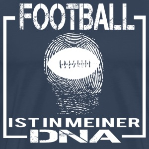 FOOTBALL DNA - Männer Premium T-Shirt