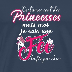 Princesses Tee shirt - la fée pas chier