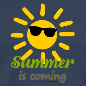 SummerIsComing - Mannen Premium T-shirt