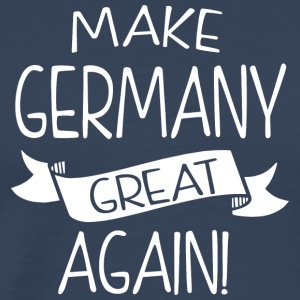 Make Germany great again - Men's Premium T-Shirt