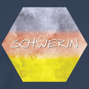 Schwerin - Men's Premium T-Shirt