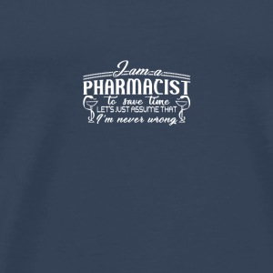 pharma - Men's Premium T-Shirt
