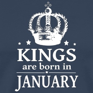 January King - Men's Premium T-Shirt