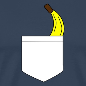 Banana pocket - Men's Premium T-Shirt
