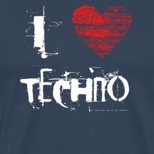 I Love Techno Goa favorables Hardtek duro