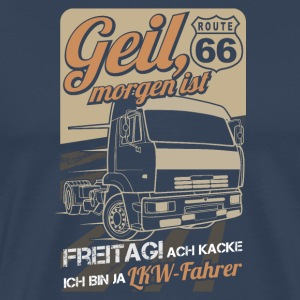 Truck Truck Driver Gift · Tomorrow is Friday
