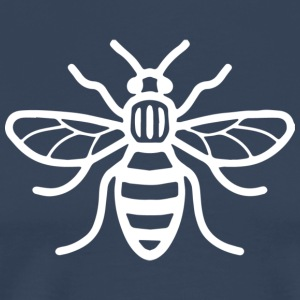 Manchester Bee (White)
