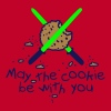 May the cookie be with you - Men's Premium T-Shirt
