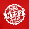 Nerd original stamp - Men's Premium T-Shirt