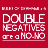 Rules of Grammar #16 - Men's Premium T-Shirt