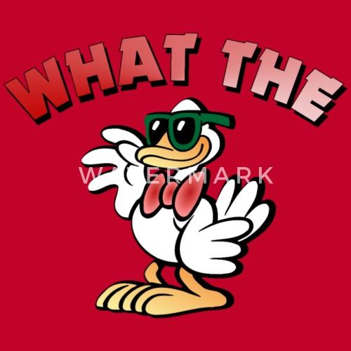 Qu Est Ce Que Le Canard Idee Cadeau Cadeau De Bubblebes Spreadshirt