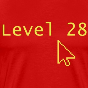 Level 28 - Männer Premium T-Shirt