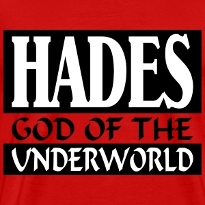 Hades _-_ God_Of_The_Underworld - Miesten premium t-paita