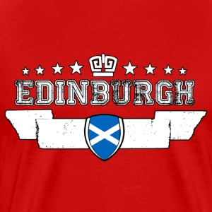 Edinburgh - Men's Premium T-Shirt