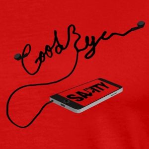 Goodbye Music - Men's Premium T-Shirt
