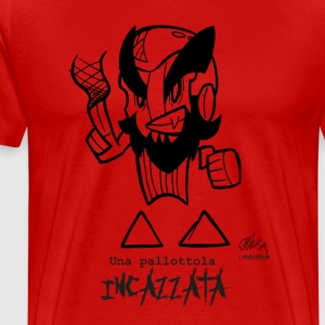 INCAZZATOMAN 2 - Men's Premium T-Shirt