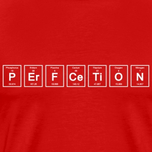 PErFCeTiON - Men's Premium T-Shirt