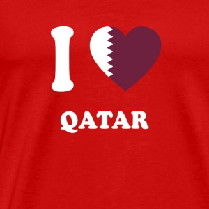 i love home gift land QATAR - Men's Premium T-Shirt