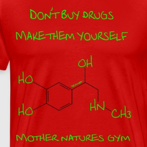 Chem form 003 - Männer Premium T-Shirt
