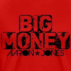 Big Money aaron jones - Männer Premium T-Shirt