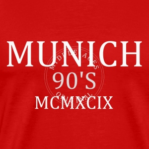 MUNICH 1999 b - Men's Premium T-Shirt