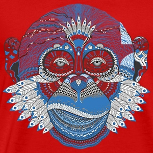 monkey 1 - Men's Premium T-Shirt