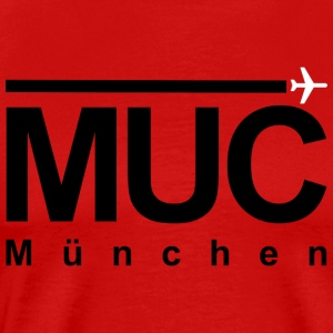 MUC Black - Men's Premium T-Shirt