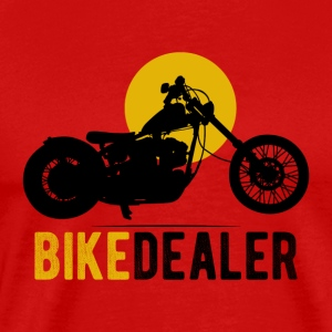 Bike Dealer · LogoArt - Men's Premium T-Shirt