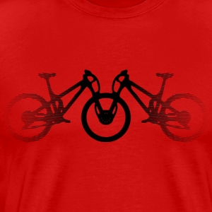mountainbikes - Herre premium T-shirt