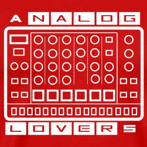 Analog Lovers - Men's Premium T-Shirt