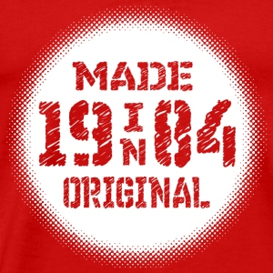 made in 1984 original vintage year - Men's Premium T-Shirt