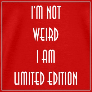 I Am Limited Edition - Camiseta premium hombre