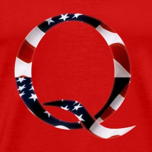 Qanon stars and stripes