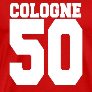 Cologne Cologne 50 City Country Gift - Men's Premium T-Shirt