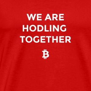We are hiding together T-Shirt Bitcoin Blockchain