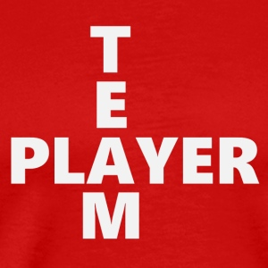 Team player 2 (2171) - Men's Premium T-Shirt