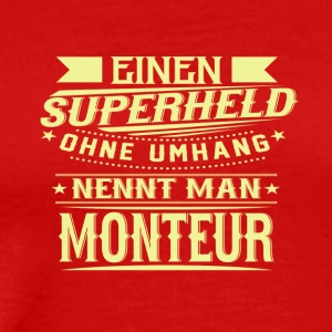 Crafts MONTEUR - Men's Premium T-Shirt