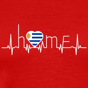 i love home homestay Uruguay - Men's Premium T-Shirt