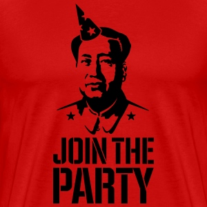 Join the Party - Mao Zedong