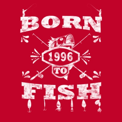 BORN TO FISH born to fishing 1996